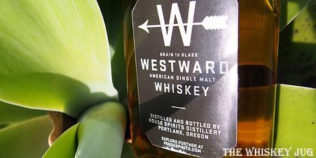 Westward American Single Malt Whiskey Label