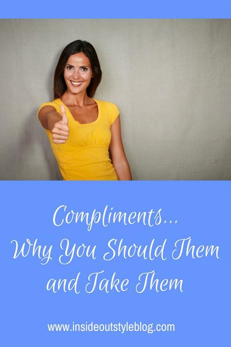 Compliments – Why You Should Give Them and Take Them