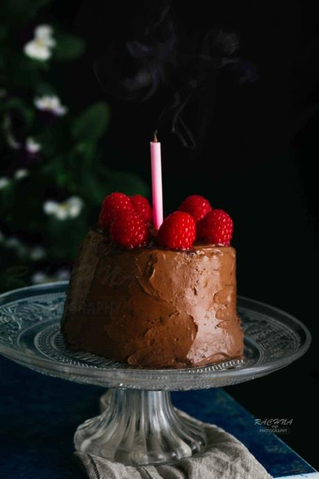 Microwave Eggless Chocolate Cake | Microwave Eggless Cake