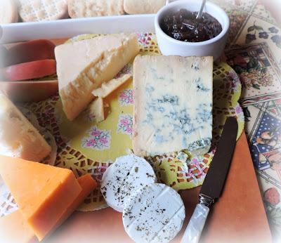 The Cheese Tray - Tutorial