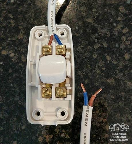 inline cord switch