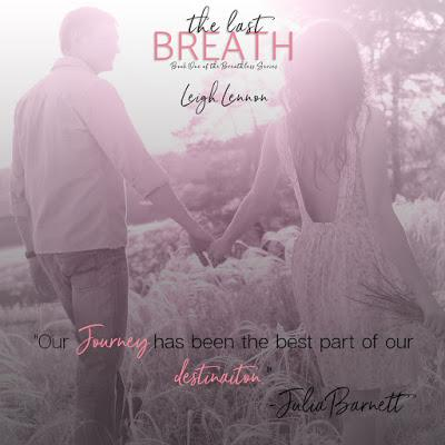 New Release: The Last Breath by Leigh Lennon