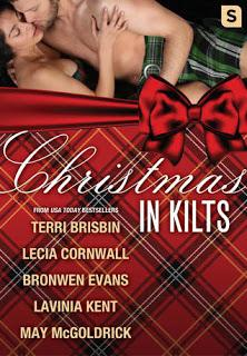 Christmas in Kilts by Bronwen Evans, Lecia Cornwall and Others- Feature and Review