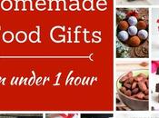 Homemade Christmas Food Gifts Under Hour