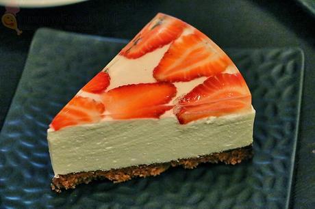 Gâteau Au Fromage Frais