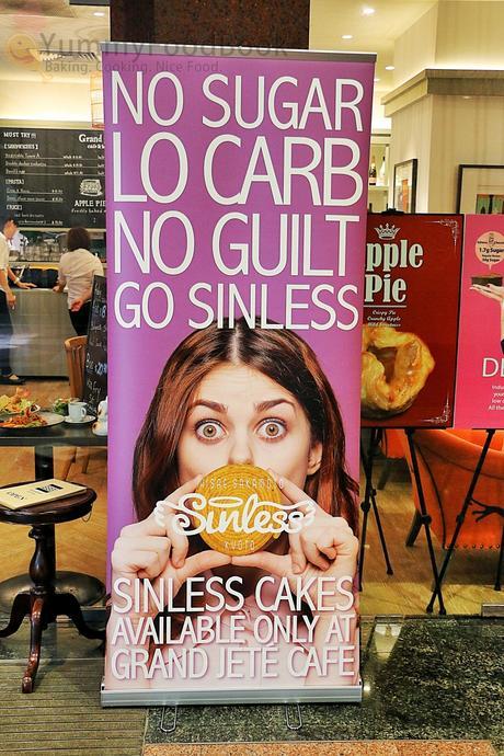 sinless desserts grand jeté cafe and bar