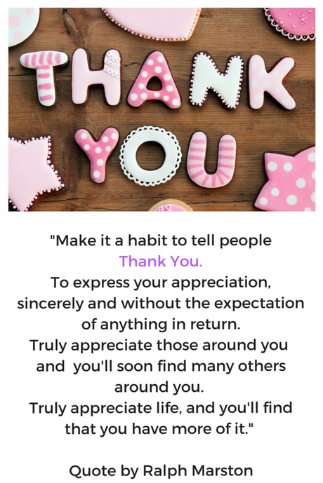 How Important is a Thank You in Blogging Today?