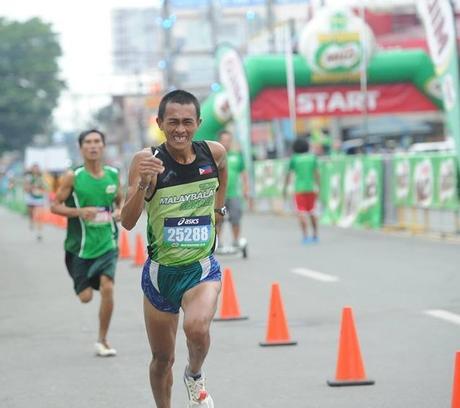 41st National MILO Marathon Davao Leg