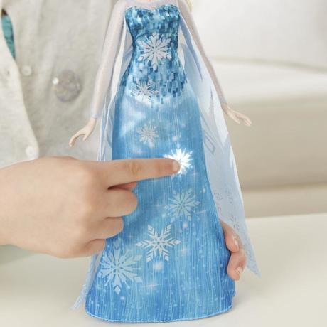 Hasbro: Olaf's Frozen adventure