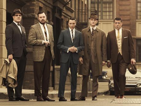 Flashback Friday to 1960s Men's Fashion