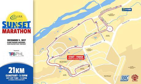 Clark Sunset Marathon
