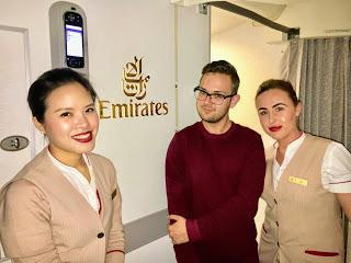 Flying High... Emirates!