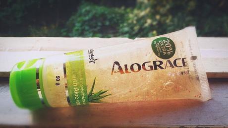 Review // Alograce Face Wash
