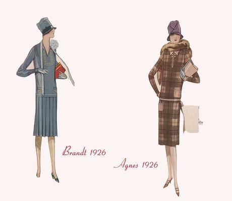 Designer Winter Fashion - Brandt and Agnes