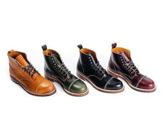 Thankfully Handsome And Strong:   Noah Waxman Hudson Boot