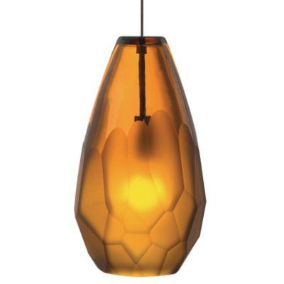 Briolette Pendant by LBL Lighting