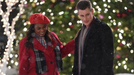 The Wrapped Up In Christmas Movie Premieres Saturday  Nov. 25th on Lifetime