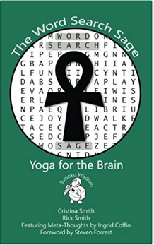 Mind and Soul Satisfying Puzzles: The Word Search Sage, Yoga for the Brain #BookReview and #AuthorInterview