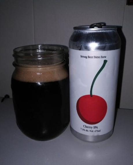Cherry IPA – Strathcona Beer Company