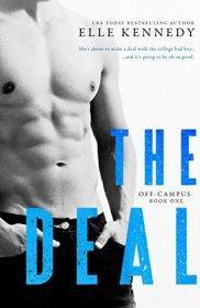 The Deal by Elle Kennedy | Blushing Geek