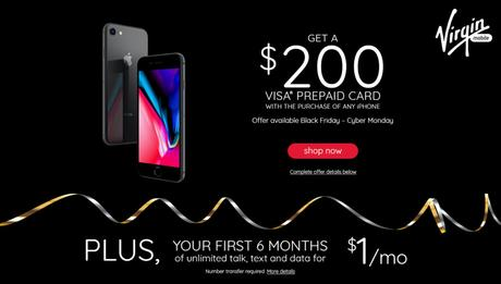 #GivingTuesday: Virgin Mobile Gives Back this Holiday Season