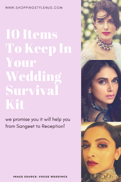 #SSUBRIDES | You Cannot Miss These 10 Items Before You Attend This wedding Function!