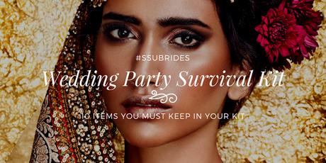 #SSUBRIDES | Survival Kit for Bride's Friends