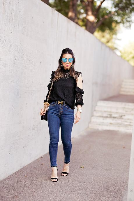 Black Lace Top for Black Friday Sales 2017
