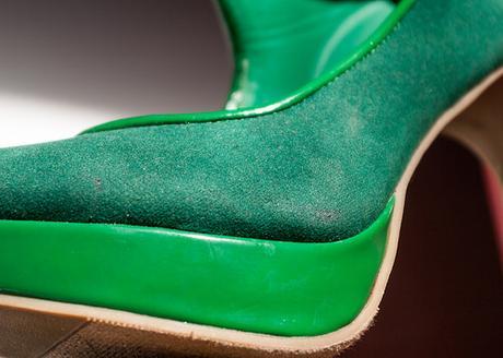 The Eff Me Pump / Cleopatra's Shoe