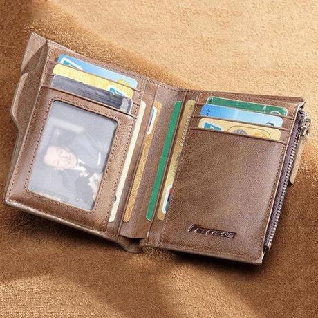 best men's leather wallet