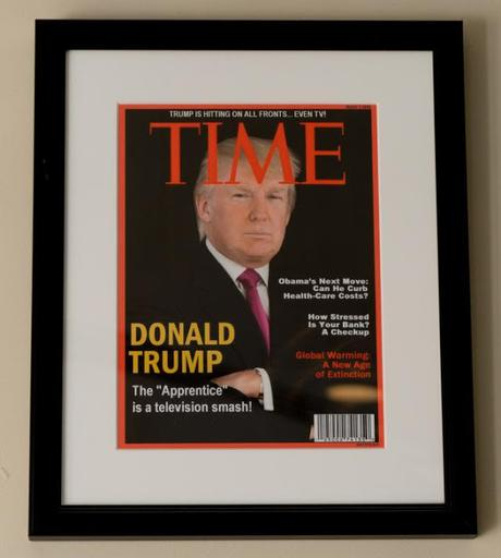 The President Declines Time's Offer to be Man of the Year