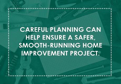 Planning your Home Improvement Project in 3 Simple Ways
