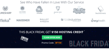 Cloudways Black Friday & Cyber Monday Deal 2017 for Bloggers Free 150$ Credit