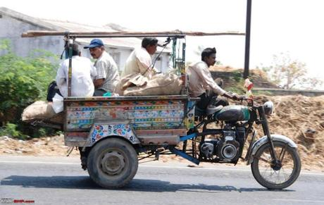 Is Jugaad a Motor vehicle or a contraption ~ who is liable ??