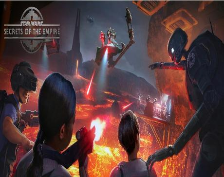 Get Ready For Disney's Star Wars: Secrets of the Empire