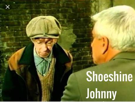 Shoeshine Johnny – 26th November 2017