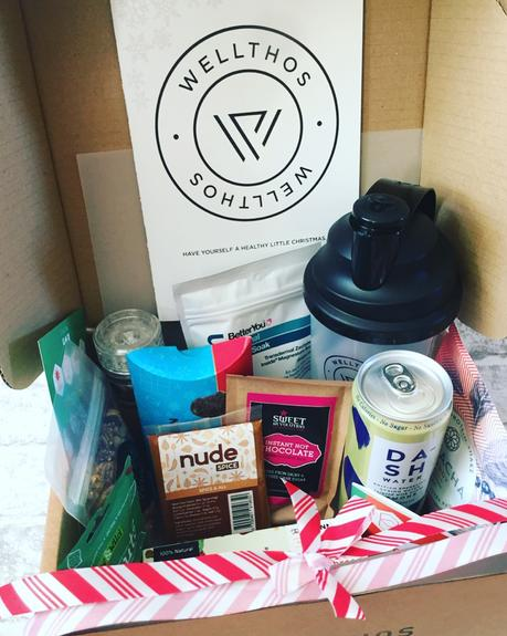 Wellthos Box - Filled With Health & Fitness Products