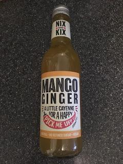 Today's Review: Nix And Kix Mango & Ginger