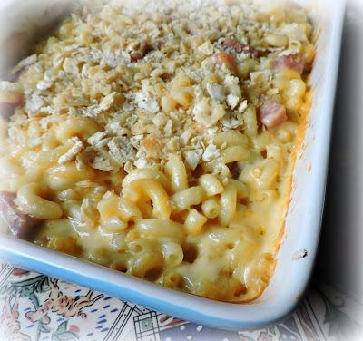 Easy Oven Mac & Cheese