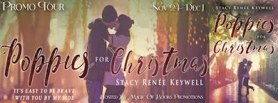 Promo Tour: Poppies for Christmas by Stacy Renee Keywell