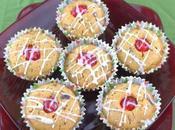 Fruitcake Muffins #MuffinMonday