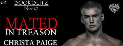 Mated in Treason by Christa Paige