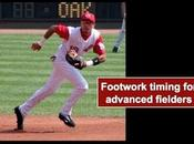 Footwork Timing Advanced Infielders