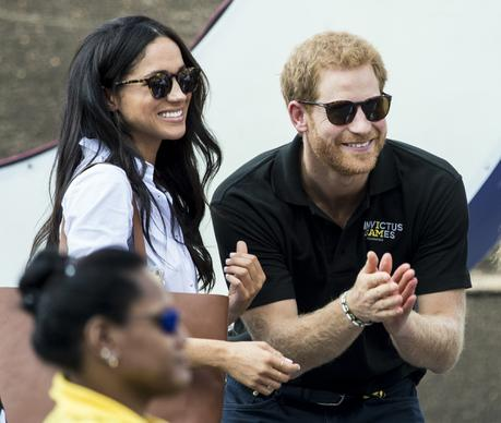 Prince Harry & Meghan Markle's engagement has been officially announced