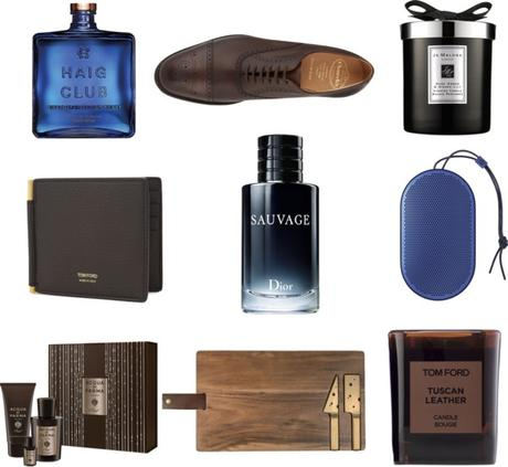 Luxe Christmas Gift Guide for Him