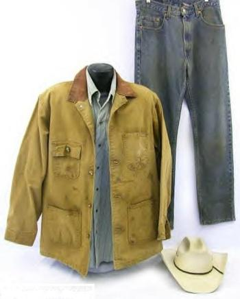 No Country for Old Men: Llewelyn's Carhartt Chore Coat