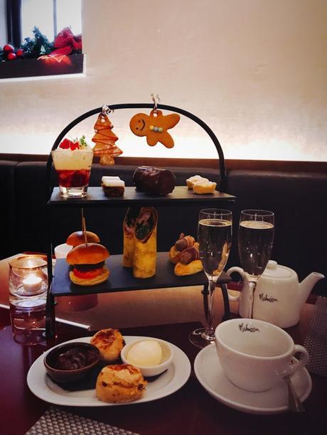 Festive Afternoon Tea at Glasgow Mal