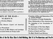 "Adam Hochschild: ""Klan 1920s Strongly Echoes World Donald Trump,"" ""Heavily Supported Evangelicals"""