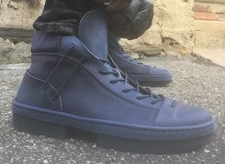Fresh Steps In Soho:  Trippen Slam Boot