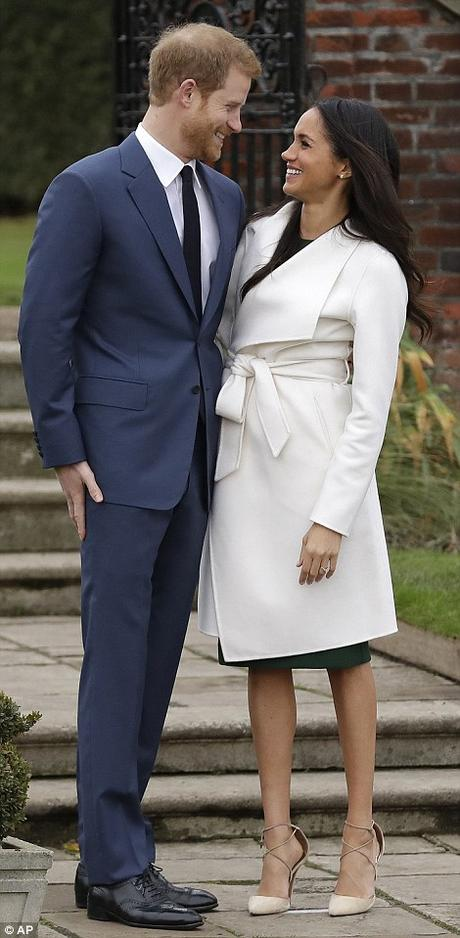 Prince Harry Says He Knew Meghan Markle Was The One During PhotoCall  [Pics]